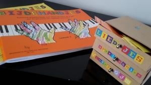 Combi zang/piano